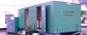 Luxury Mobile Toilet