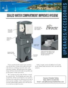 Breeze Handwash Station