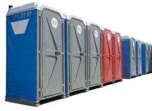 Portable toilets uae