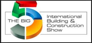 Portable Toilets BIG 5 Expo Dubai 2016