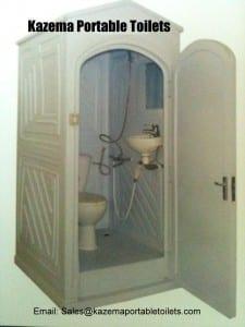 Polyethylene Toilets - No Tanks