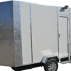 Trailer Luxury toilet