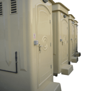 GRP Portable Toilets